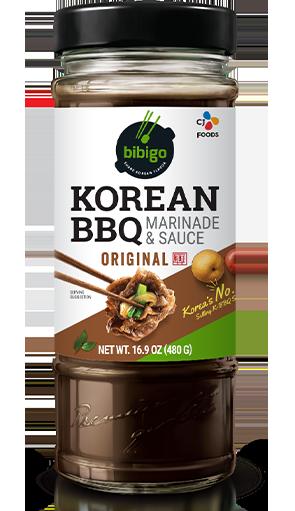 Korean BBQ Sauce & Marinade Original