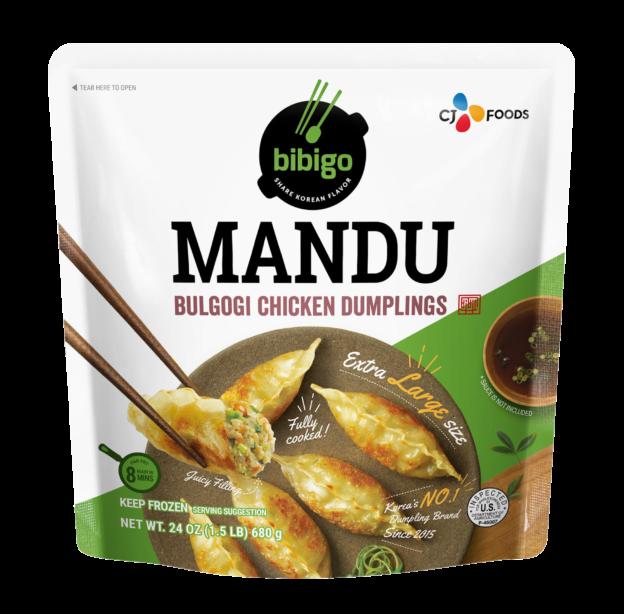 Mandu Bulgogi Chicken 24oz