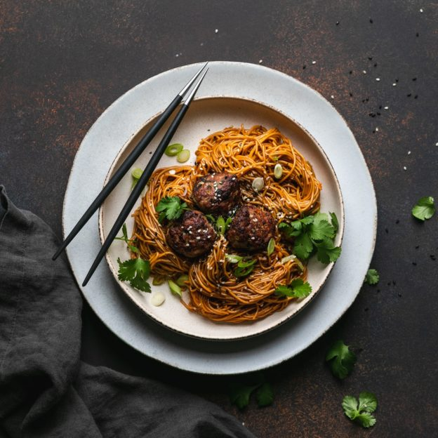 Go-Chu-Jang Somen Noodles