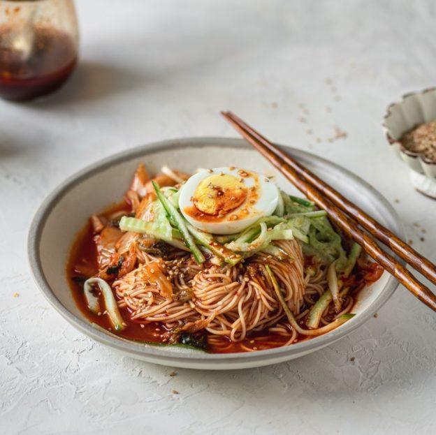 Spicy Bibim-Guksu