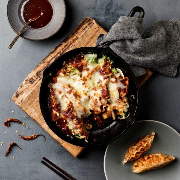 Fire Bulgogi Chicken Mandu