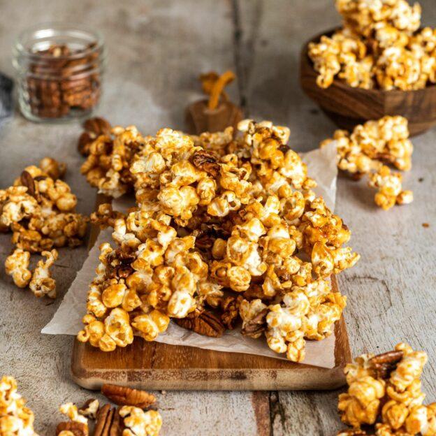 Maple Go-Chu-Jang Popcorn